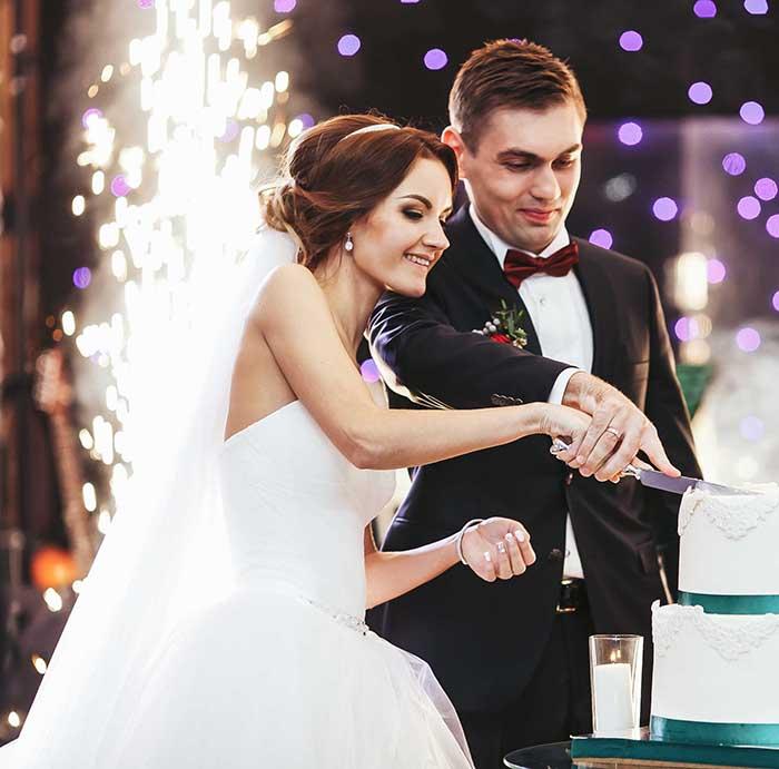 wedding fireworks & FX